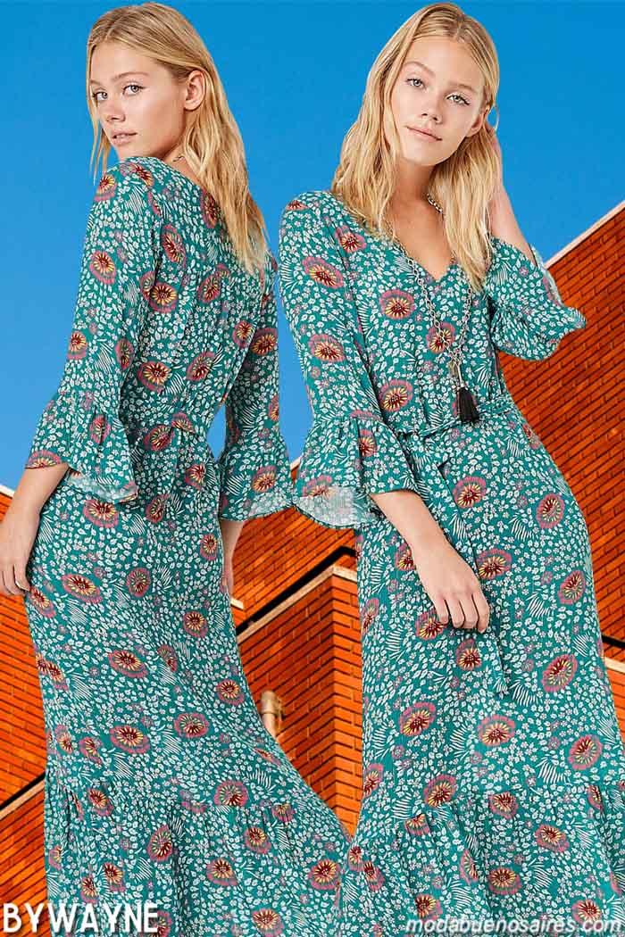 Vestidos primavera verano 2020. Moda 2020 vestidos.