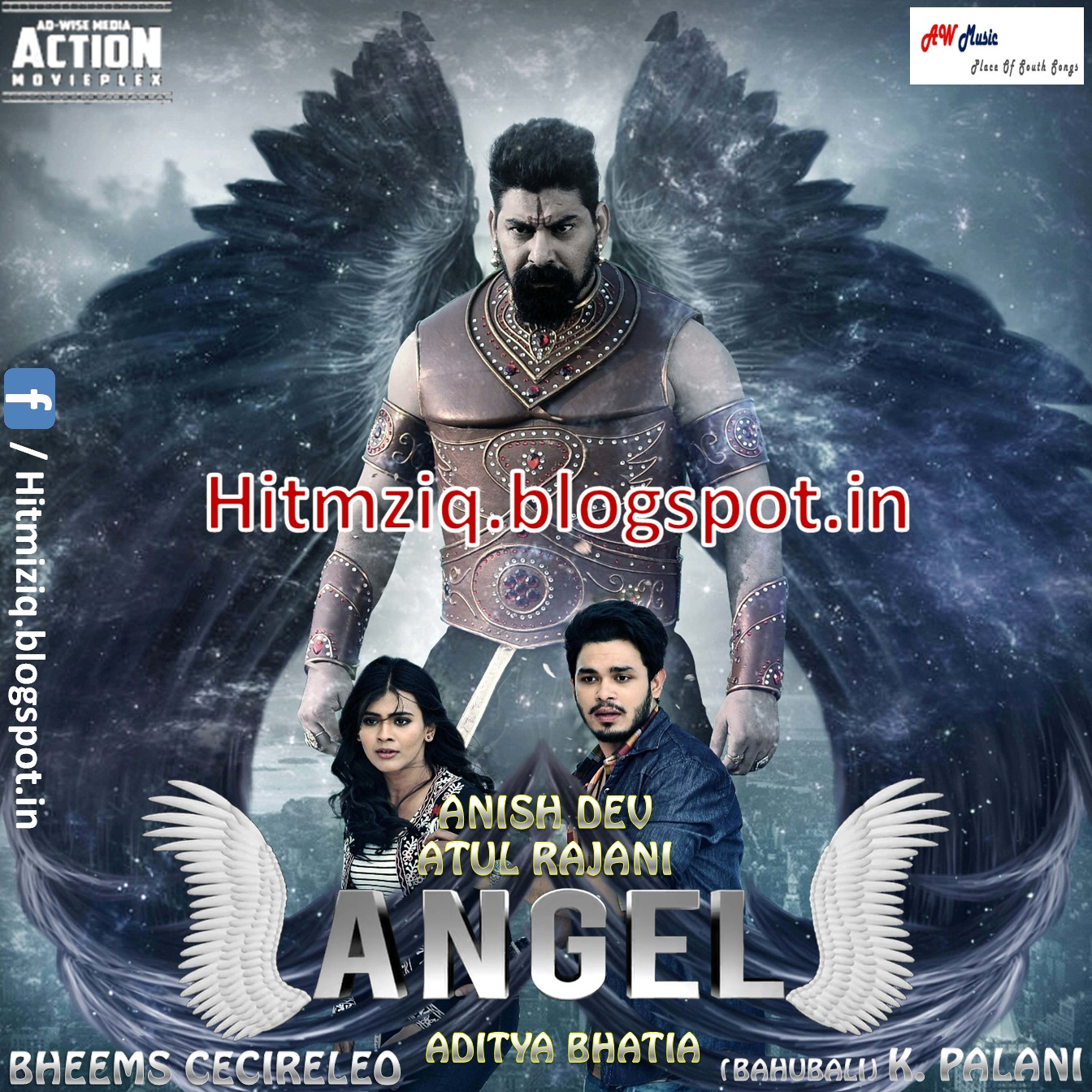 Angel (2018) Hindi Dubbed Songs - AW Music