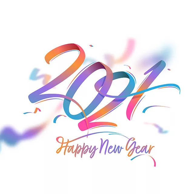 Happy New Year HD Background
