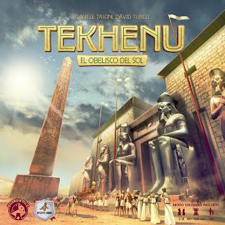 Tekhenu: El obelisco del sol (unboxing) El club del dado FT_Tekhenu