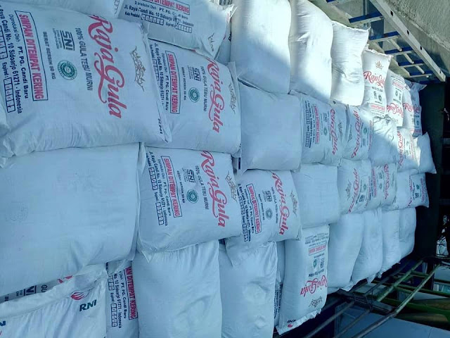 Peluang usaha Distributor Gula Pasir Curah dan Kemasan