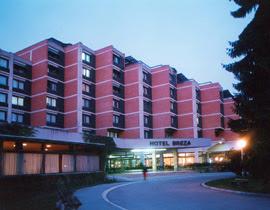 Hotelski kompleks Breza Vrnjačka banja