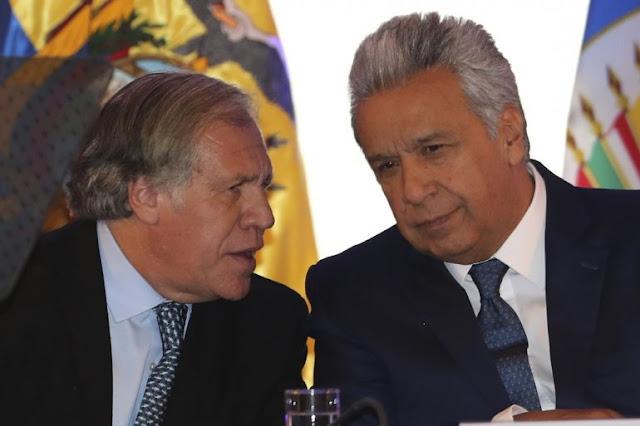 MUNDO: Comunidad internacional rechazó nuevo atropello del régimen en la Asamblea Nacional.