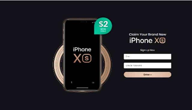 Win iPhone XS Max - iPhone giveaway 2019 - worldwide24-chop