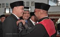 Anggota DPRD Kabupaten Bima Dilantik, Putra Sulung Bupati Jadi Ketua Sementara