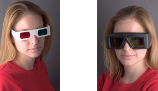 If You Have  3D Glasses Put them Now.