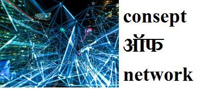consept ऑफ network