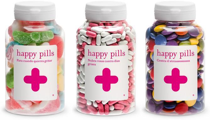 Encontramos Tu Mundo Happy Pills
