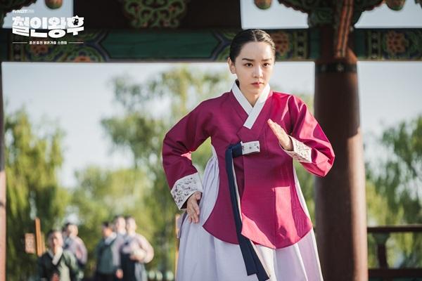 ซีรีส์เกาหลี Mr.Queen ชินฮเยซอน คิมจองฮยอน