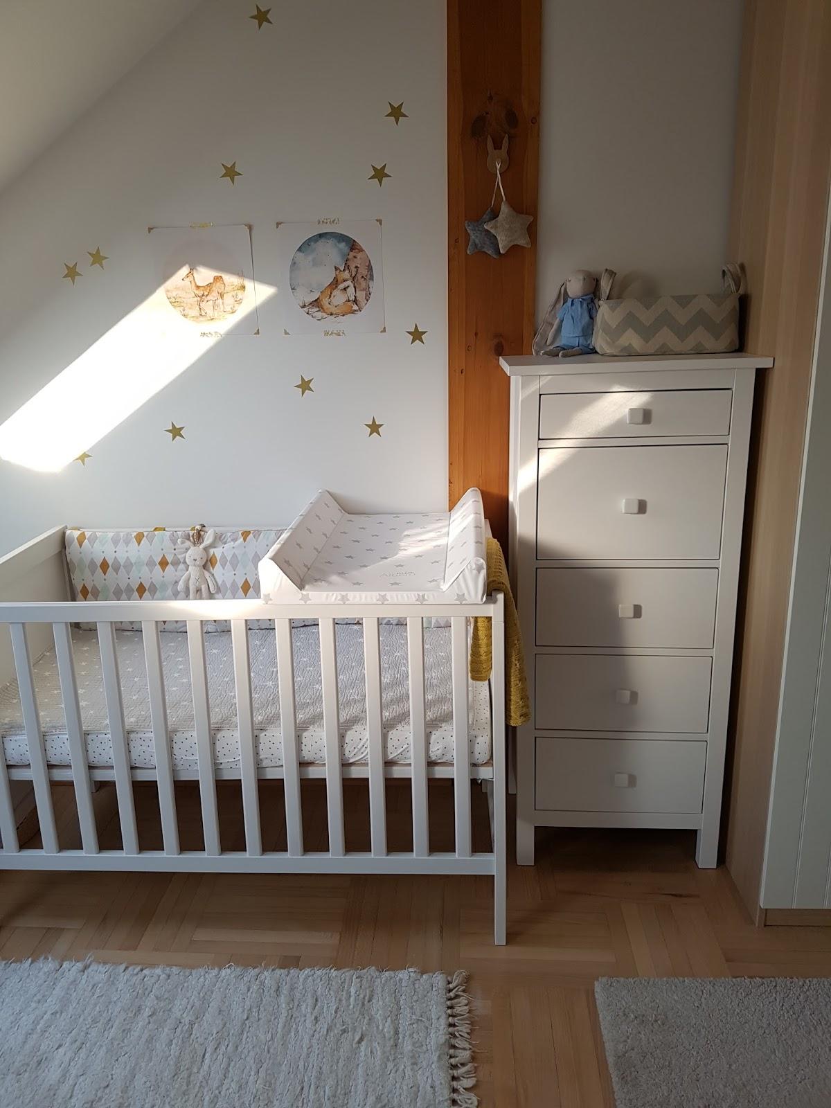 Sypialnia Z Kącikiem Dla Niemowlaka Magiczny Domek