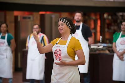 Fernanda diz que ainda está engatinhando na gastronomia, mas tem muita sede de aprender - Divulgação
