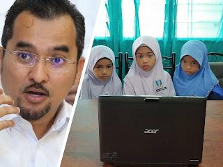Segerakan pemberian komputer riba kepada 150,000 murid - Asyraf Wajdi