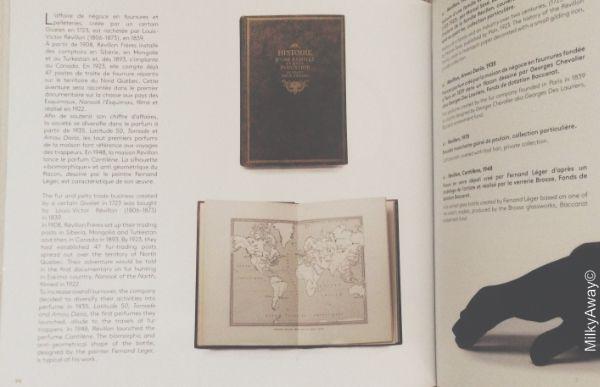 Chapitre sur Les Couturiers Parfumeurs du livre Le Flacon en Majesté aux éditions Marie B