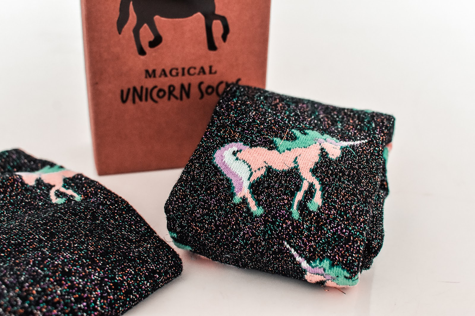 calzini unicorno
