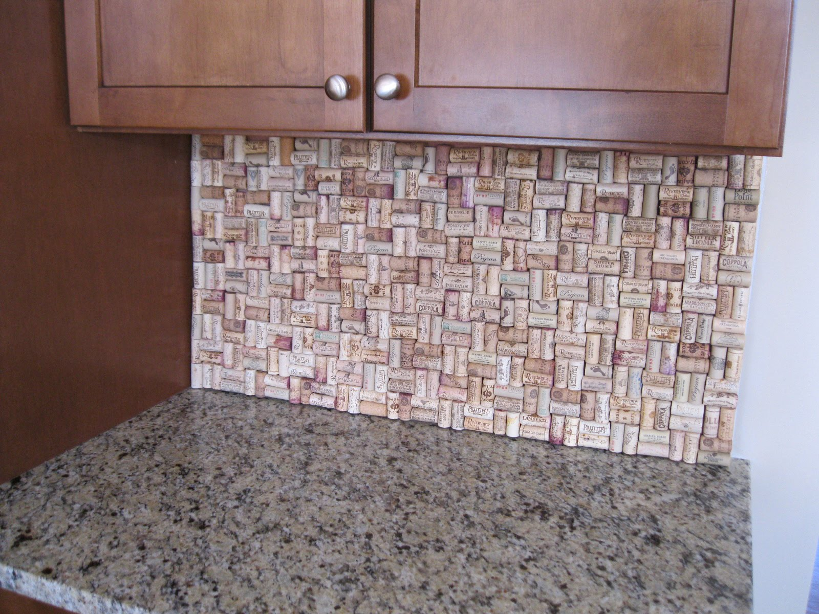 - What Glue To Use For Wine Cork Backsplash? - The Hull Truth
