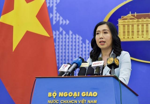 Bộ Ngoại giao: Yêu cầu Trung Quốc xử lý, bồi thường vụ cướp tàu cá Việt Nam