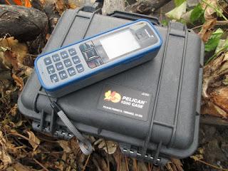 Hape Satelit Inmarsat Seken With Pelican 1200 Case Plus Perdana Pulsa