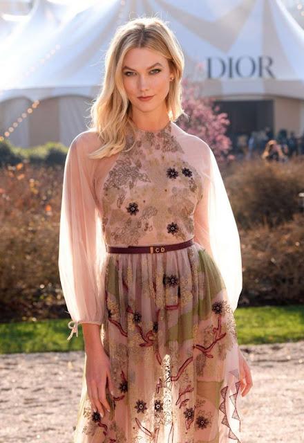 Американська модель, колишній ангел Victoria's Secret Карлі Клосс