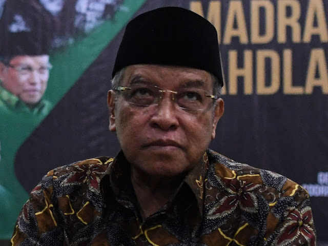 Said Aqil Setuju UU Antiterorisme Dipakai Untuk Penyebar Hoax, Asal...