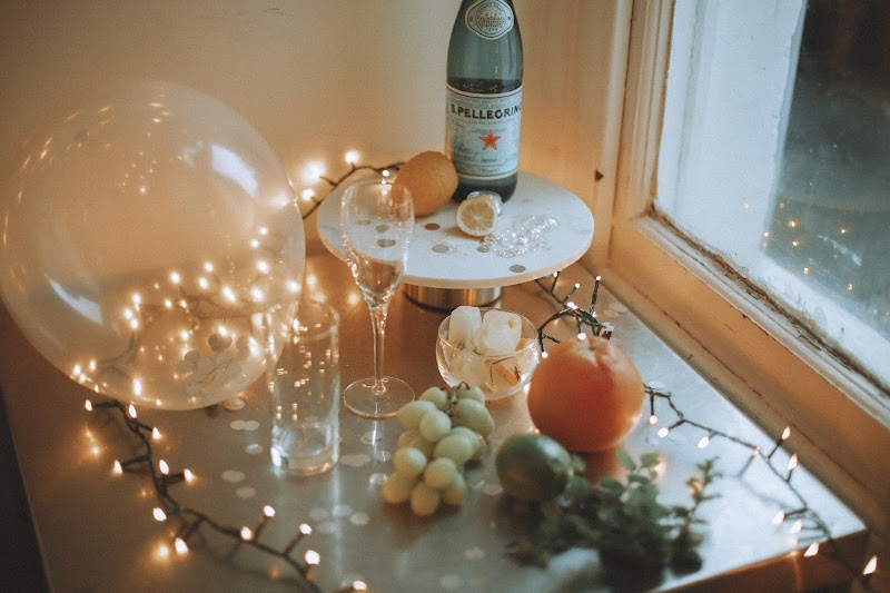 Rêveuse Recipe: New Year Mocktails to Ring in the New Year