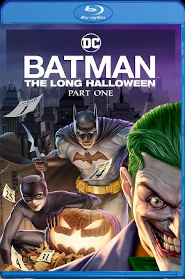 Batman: The Long Halloween, Part One [2021] [BD25] [Latino]