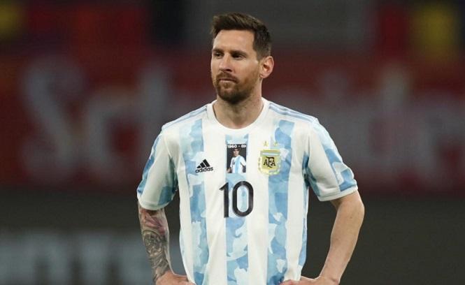 Messi donó más de 30 respiradores que llevan 10 meses abandonados en el aeropuerto