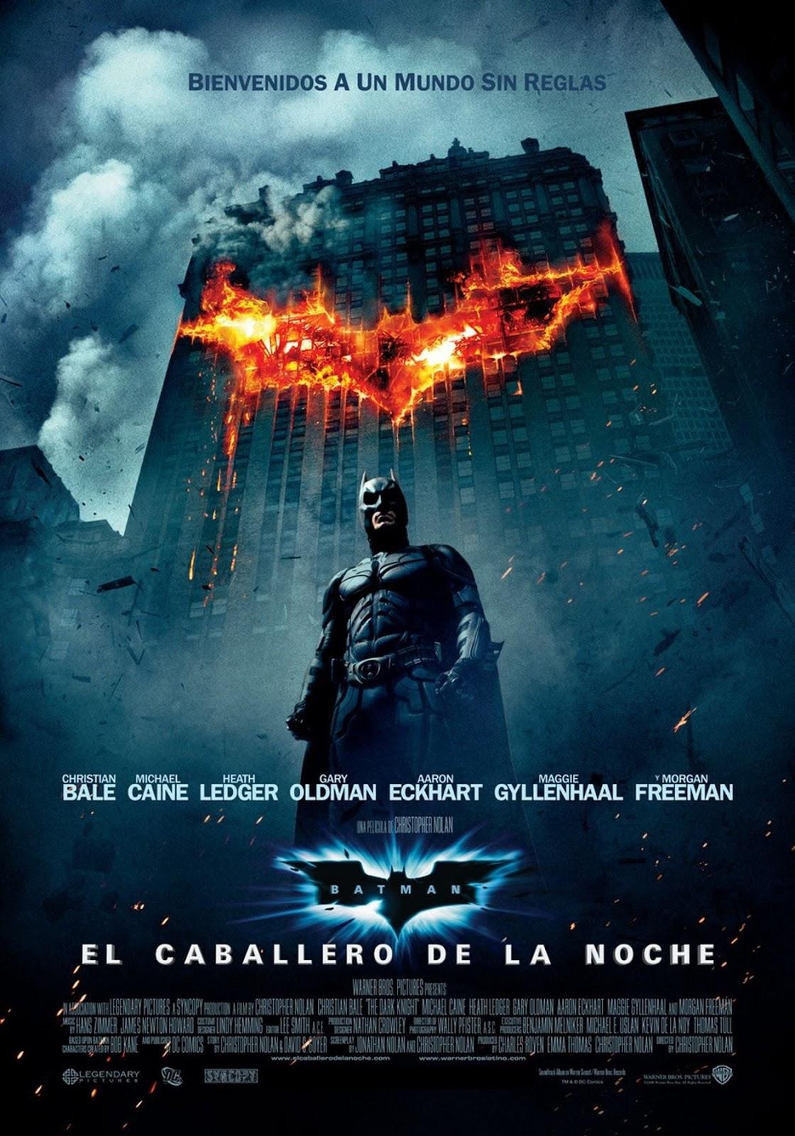 Batman: El caballero de la noche (2008) 1080p Latino