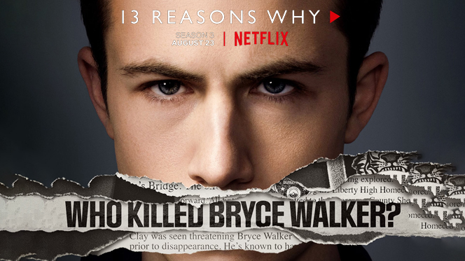 13 Reasons Why (2019) Temporada 3 Web-DL 1080p Latino-Ingles