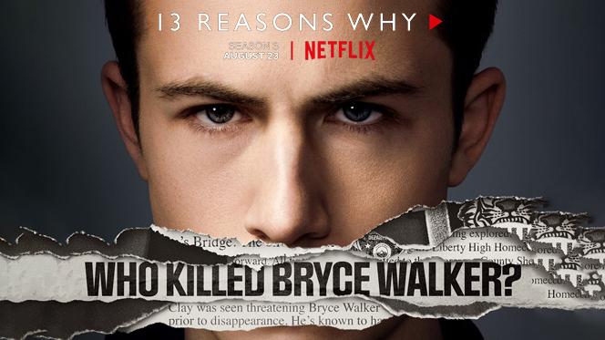 13 Reasons Why (2019) Temporada 3 Web-DL 1080p Latino-Ingles