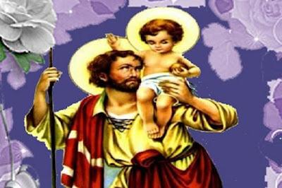 imagem de São Cristóvão