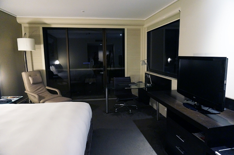 Hilton Cairns, Australia, executive room, Euriental