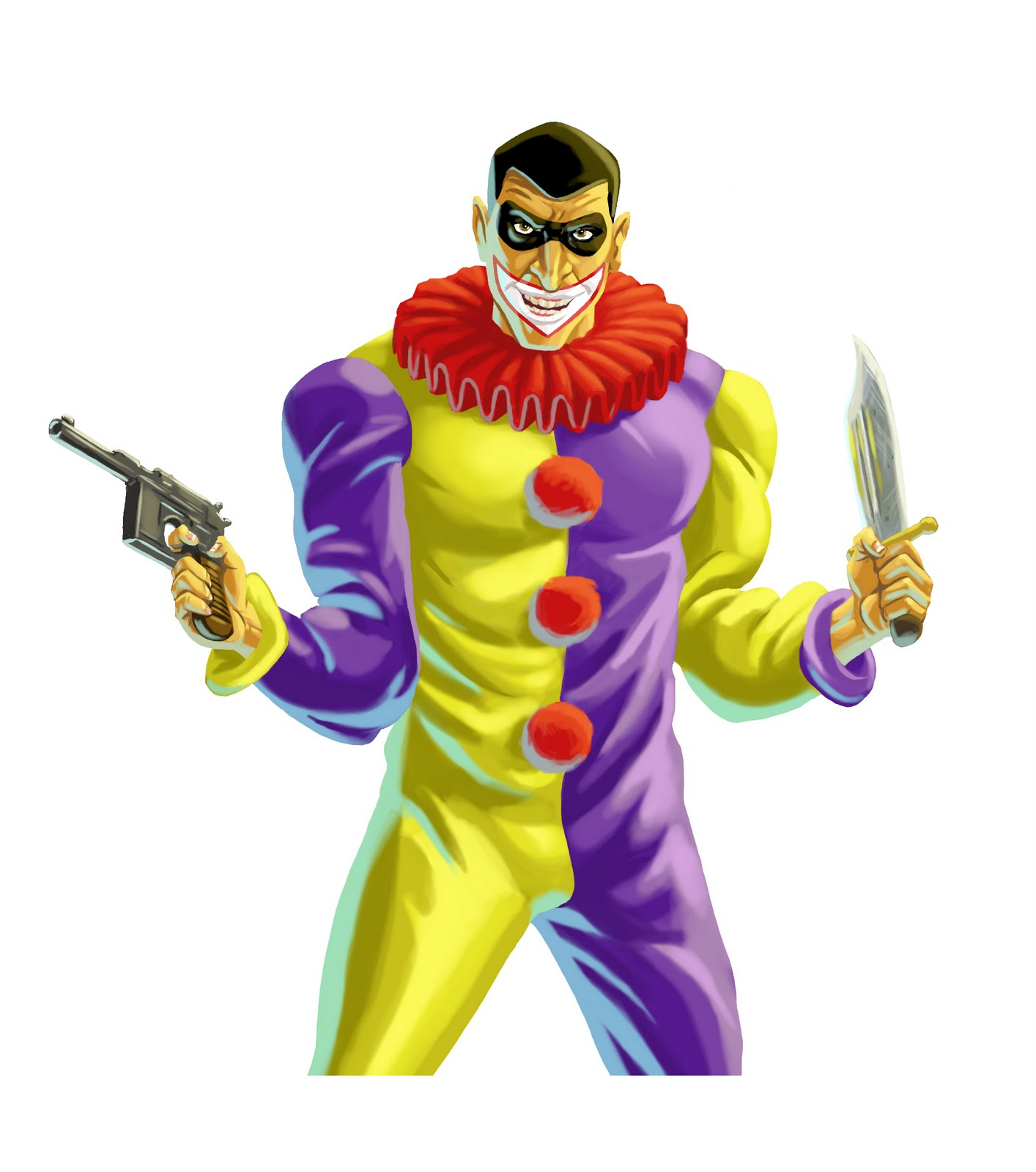 The Phantom S Lair Clowns Toy Crocodiles And Supers Oh My