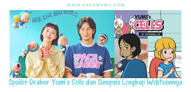 Spoiler Drakor Yumi's Cells dan Sinopsis Lengkap Webtoonnya