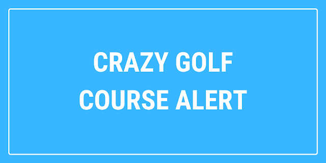 There are plans for a new Crazy Golf course on Southsea Beach