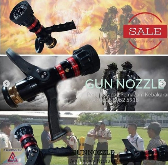 Gun Nozzle