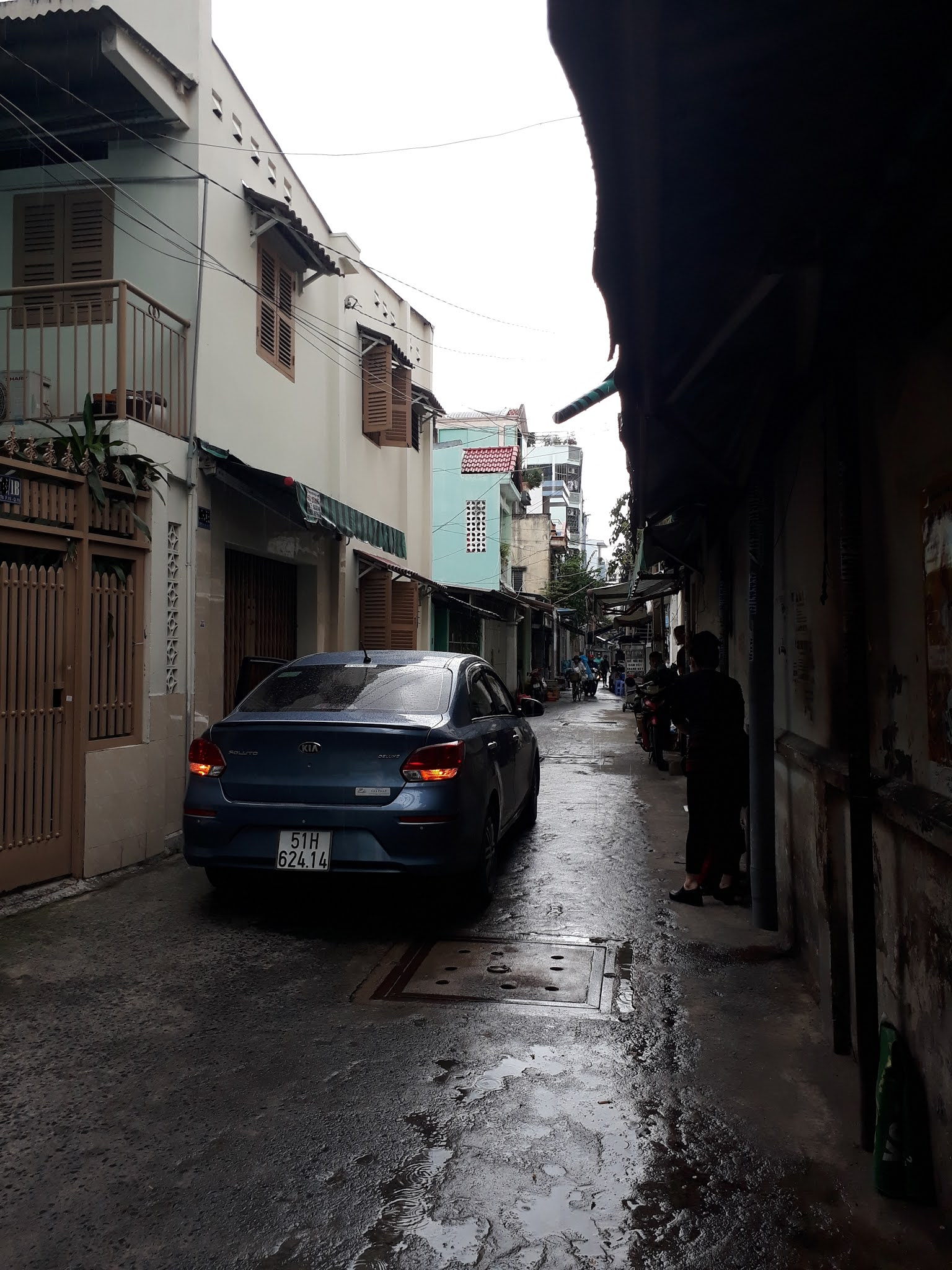Bán 2 lô đất Quận 10 đường Cách Mạng Tháng 8 gần Công viên Lê Thị Riêng giá rẻ