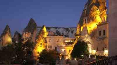 Turkish Caves Cappadocia, Turkey