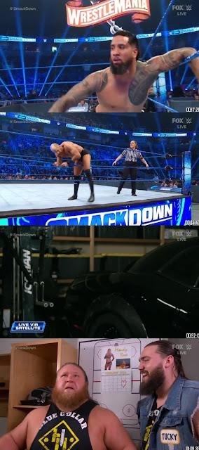WWE Friday Night SmackDown 8th Feb 2020 Full Episode 480p HDTV || 7starhd