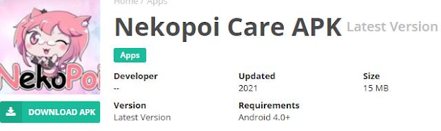 Link Download APK Nekopoi Care untuk HP Versi Websiteoutlook di Jalan Tikus Aplikasi Nonton Anime Terbaru Ini Cara