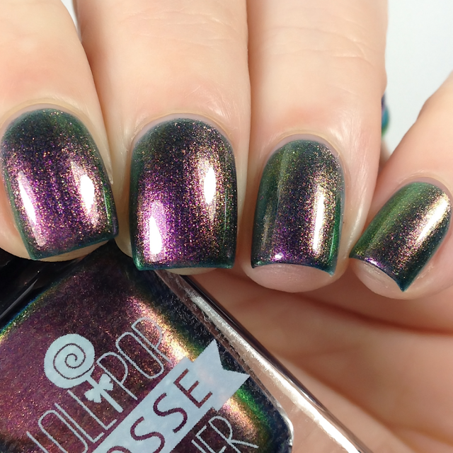 Lollipop Posse Lacquer-Deep River