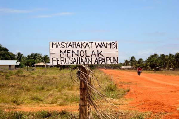 Masyarakat Adat Papua Mengadu ke Jakarta Terkait Ekspansi Perkebunan Sawit