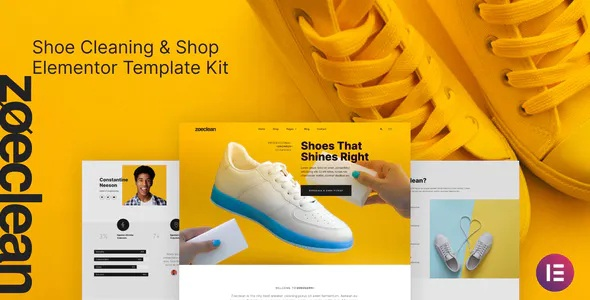 Best Shoe Cleaning & Shop Template Kit
