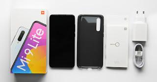 mi 9 lite -we-tech -mobile  mobile box