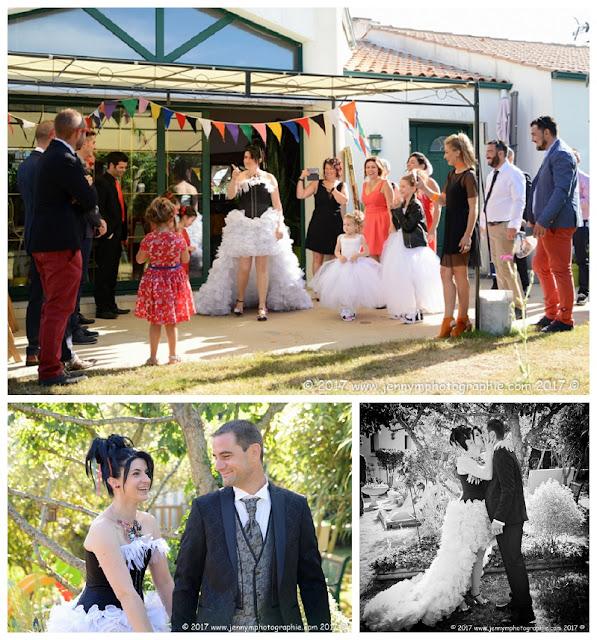photographe mariage vendée 85 St Hilaire de Riez, St Jean de Monts
