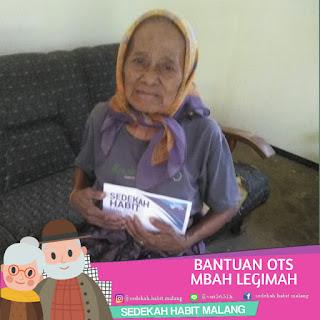 Mbah Legimah : Bantuan OTS