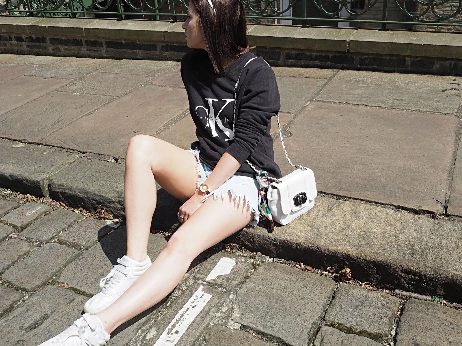 Calvin Klein Summer Outfit 1