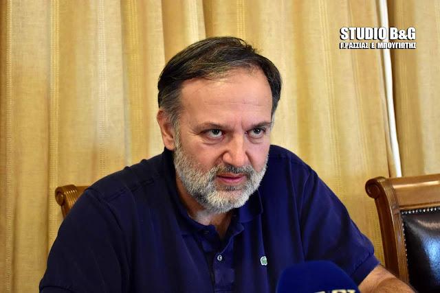 Χειβιδόπουλος: Δεν θα με πλήξει προεκλογικά με όσα λέει ο κος Καμπόσος