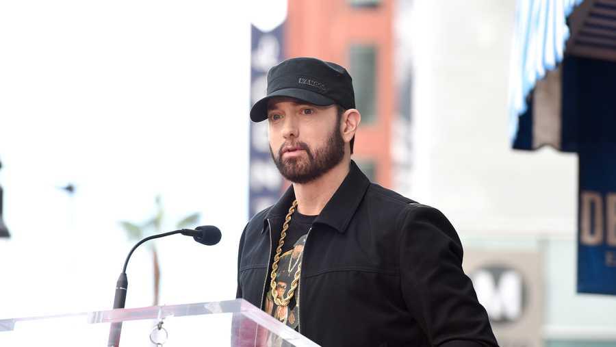 Eminem - $230 million