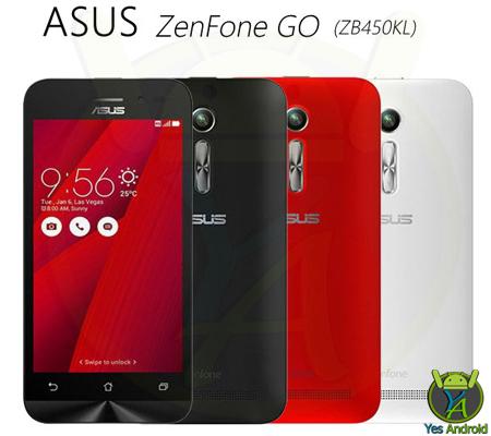 Asus ZenFone Go Dual SIM LTE EU ZB450KL Full Specs Datasheet
