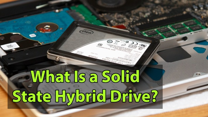 what is a solid state hybrid drive
